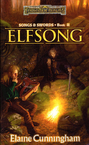 Free Download Elfsong (Forgotten Realms: The Harpers #8) by Elaine Cunningham PDF