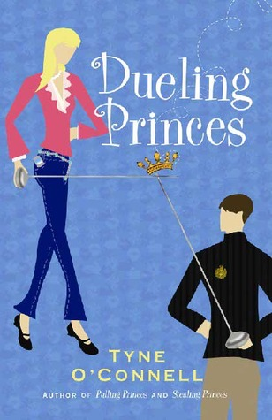 Dueling Princes by Tyne O'Connell