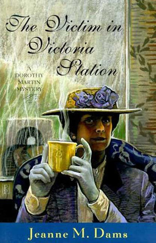 The Victim In Victoria Station (Dorothy Martin #5)