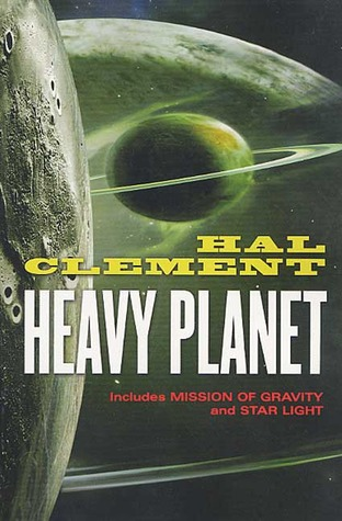 Heavy Planet by Hal Clement