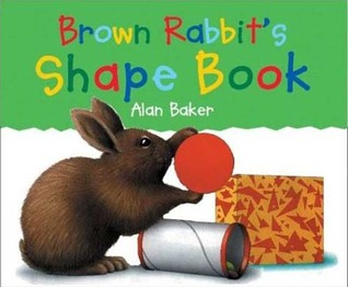 Brown RabbitÂ's Shape Book (Little Rabbit Books)