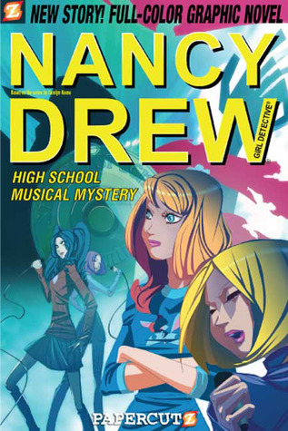High School Musical Mystery (Nancy Drew: Girl Detective Graphic Novels, #20)