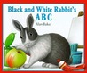 Black+white Rabbit ABC Pob