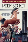 Deep Secret by Diana Wynne Jones