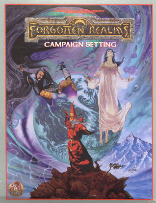 Forgotten Realms Campaign Setting (Forgotten Realms) by Ed Greenwood