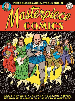 Masterpiece Comics by Robert Sikoryak
