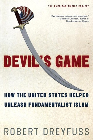 Devil's Game by Robert Dreyfuss