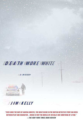 Death Wore White by Jim Kelly