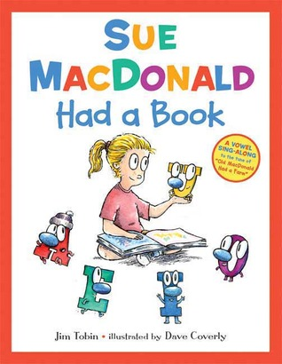 Sue MacDonald Had a Book by Jim Tobin