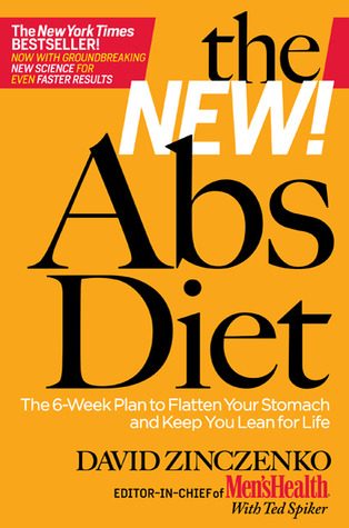The New Abs Diet by David Zinczenko