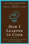 How I Learned to Cook by Kimberly Witherspoon