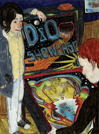Drawn & Quarterly Showcase Book Five by Chris Oliveros