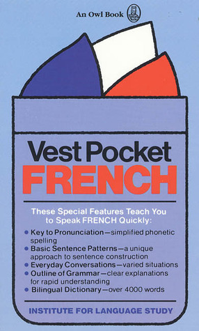 Vest Pocket French by Joseph Southam Choquette