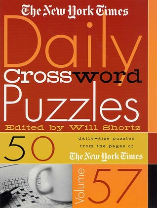 The New York Times Daily Crossword Puzzles, Volume 57
