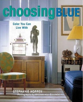 Choosing Blue by Stephanie Hoppen