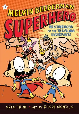 The Brotherhood of the Traveling Underpants by Greg Trine
