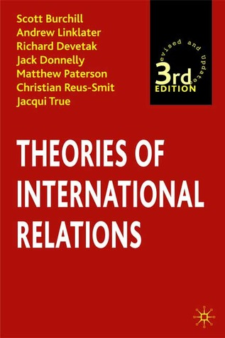 Theories of International Relations by Scott Burchill
