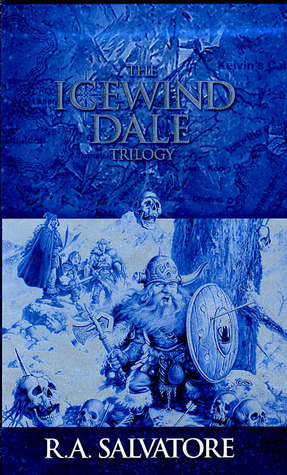 Icewind Dale Trilogy Gift Set by R.A. Salvatore