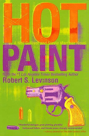 Hot Paint (Neil Gulliver & Stevie Marriner #4)