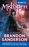 Mistborn by Brandon Sanderson