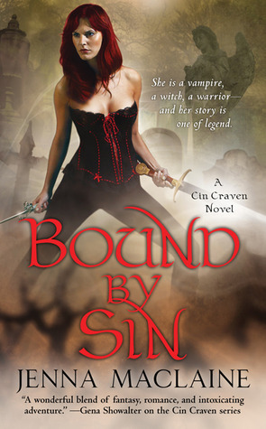 Bound By Sin by Jenna Maclaine