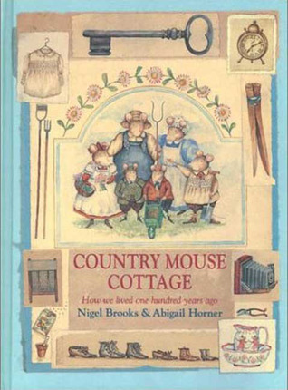Country Mouse Cottage by Nigel Brooks