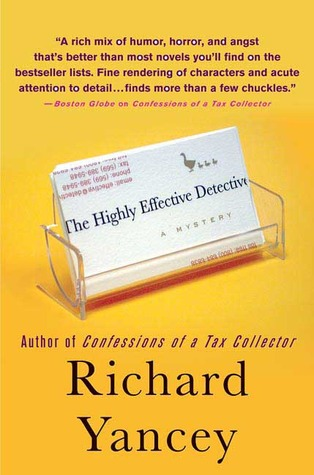 The Highly Effective Detective by Rick Yancey