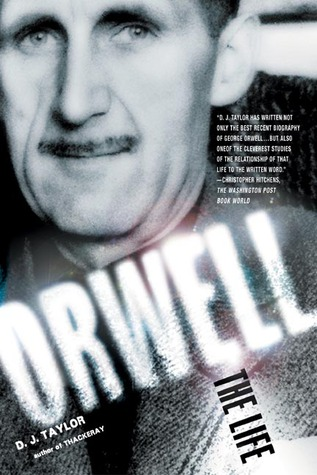 Orwell by D.J. Taylor