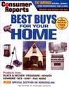Consumer Reports Best Buys For Your Home 2003 (Best Buys For Your Home)