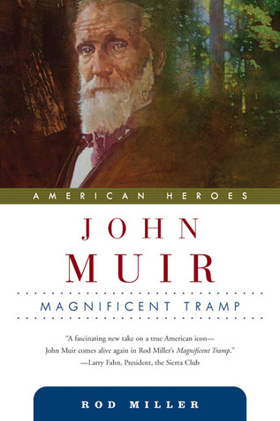 John Muir by Rod    Miller