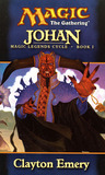 Johan (Magic: The Gathering: Legends Cycle, #1)