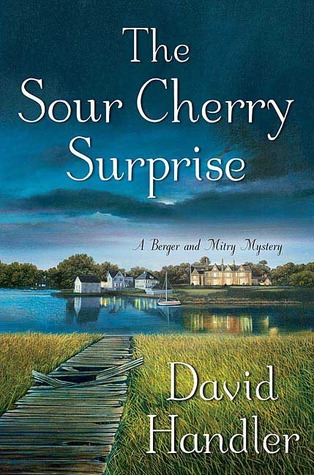 The Sour Cherry Surprise by David Handler