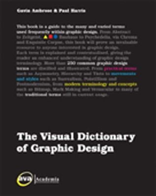 The Visual Dictionary of Graphic Design by Gavin Ambrose