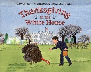 Thanksgiving in the White House by Gary Hines