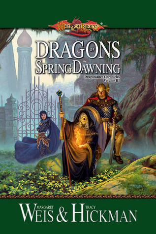Dragons of Spring Dawning (Dragonlance: Chronicles, #3)
