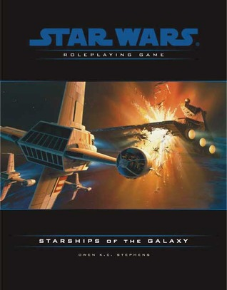 Starships of the Galaxy (Star Wars Roleplaying Game)