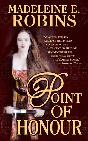 Point of Honour (Sarah Tolerance) Madeleine E. Robins
