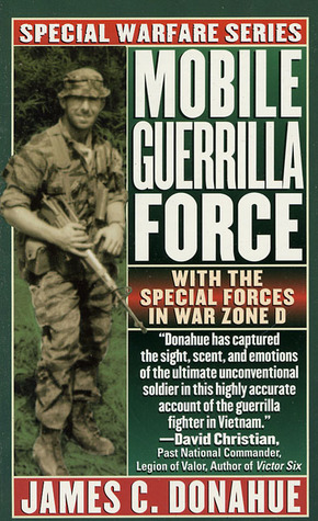 Mobile Guerrilla Force by James C. Donahue
