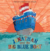 Jonathan and the Big Blue Boat by Philip C. Stead