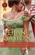 Valiant Soldier, Beautiful Enemy (Three Soldiers Series, #3)