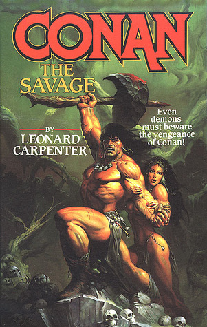 Conan by Leonard P. Carpenter