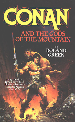 Conan and the Gods of the Mountain by Roland J. Green