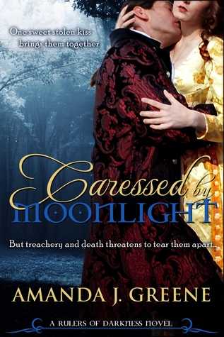 Review: Caressed by Moonlight by Amanda J. Greene