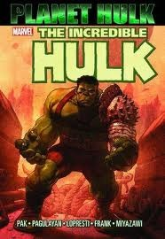 The Incredible Hulk: Planet Hulk