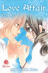 Love Affair Vol. 10 by Kaho Miyasaka