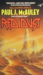 Red Dust by Paul J. McAuley