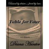 Table For Four by Diana Hunter