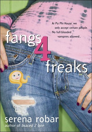 Fangs4Freaks (Half-Blood Vampires #2)