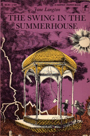 Free Download The Swing in the Summerhouse (Hall Family Chronicles #2) by Jane Langton, Erik Blegvad PDF