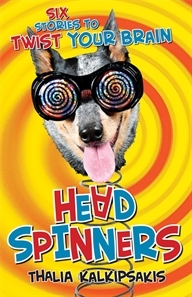 Head Spinners by Thalia Kalkipsakis